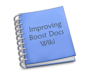 Improving Boost Docs Wiki