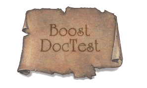 Boost.!DocTest