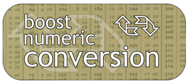 Boost.!NumericConversion